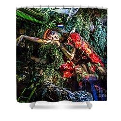 Bergdorf Goodman 2016 Shower Curtain