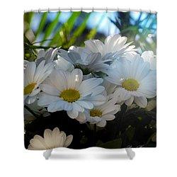 Flower Edition Shower Curtain by Bernd Hau