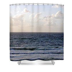 Jaffa Beach 1 Shower Curtain