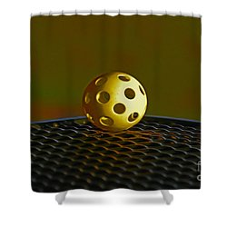 Shower Curtain featuring the photograph 9- Perspective by Joseph Keane