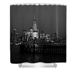 Freedom Shower Curtain