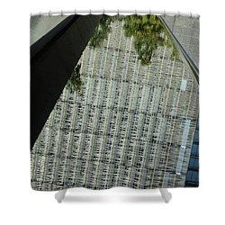 911 Memoral Pool 2016-3 Shower Curtain