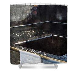 911 Memorial Pool 2016-1 Shower Curtain