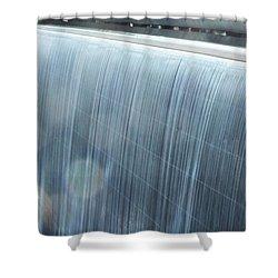 911 Memorial Pool 2016 Shower Curtain