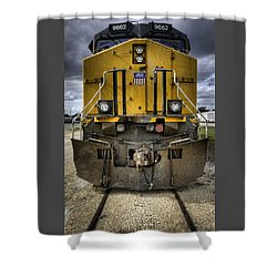 9662 Shower Curtain