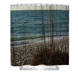 Shower Curtain featuring the photograph A Beautiful Planet by Robert Margetts