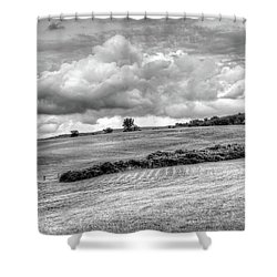 A Berkshire Brae No. 2 Shower Curtain