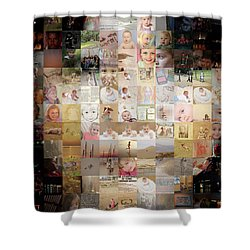 A Child - Many Children Shower Curtain