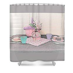 A Childs' Picnic Shower Curtain