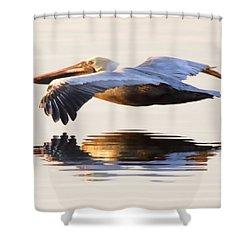 A Closer Look Shower Curtain