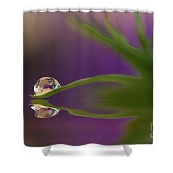 A Colourful Soul Shower Curtain