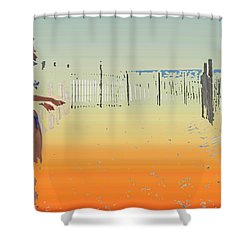 A Day To Enjoy Shower Curtain