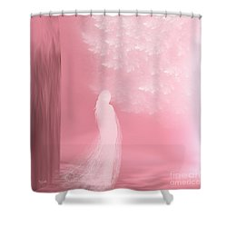 A Dream About Heaven Shower Curtain