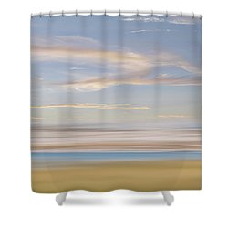 A Fair Wind Shower Curtain