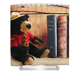 A Few Of My Favorite Things - Memories Art Shower Curtain