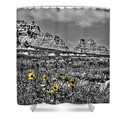 A Figment Of Your Imagination Shower Curtain by Deborah Klubertanz