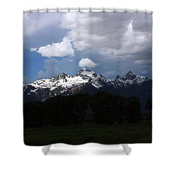 A Glimmer Of Sunshine Shower Curtain