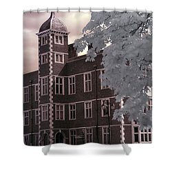 A Glimpse Of Charlton House, London Shower Curtain