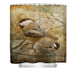 A Harbinger Of Changes 2015 Shower Curtain
