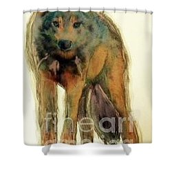 A Kindred Spirit Shower Curtain