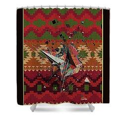 A La Kandinsky C1922 Shower Curtain