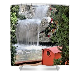 A Lady Named Rosa Shower Curtain