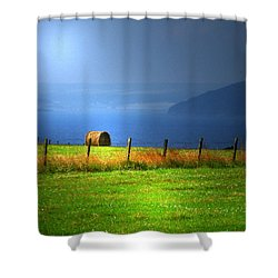 A Long Way From Home Shower Curtain
