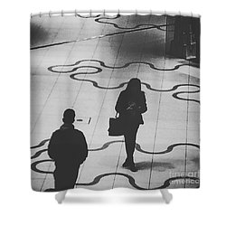 A Love Story That Was Meant To Be Shower Curtain