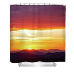 Shower Curtain featuring the photograph  A Moment In Time by Rick Furmanek