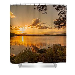 Shower Curtain featuring the photograph A New Summer by Rose-Maries Pictures