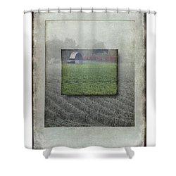 A Noir Tale Shower Curtain