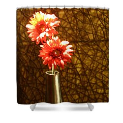 A Perfect Vase Shower Curtain