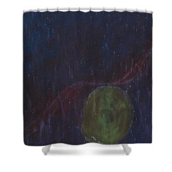 A Person Who  Inquires Into  The Soul Of Things Shower Curtain
