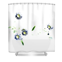 A Place In Space 2 -  Shower Curtain