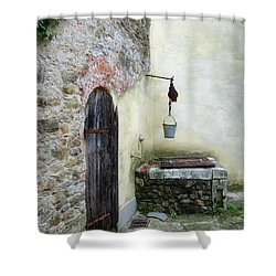A Place Of Legend Shower Curtain