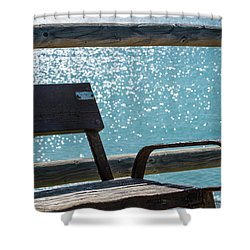 A Place Shower Curtain