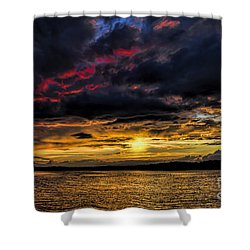 A Place To Relax Shower Curtain