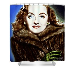 A Real Dame Shower Curtain by Wbk
