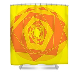 A Rose By Any Other Name 1 Shower Curtain