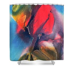 A Rose By Any Other Name Shower Curtain by Lee Beuther