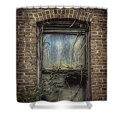 A Sign Of Life Shower Curtain
