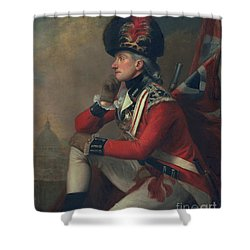A Soldier Called Major John Andre Shower Curtain by English School