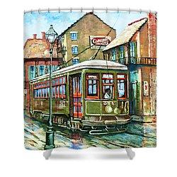 A Streetcar Named Desire Shower Curtain
