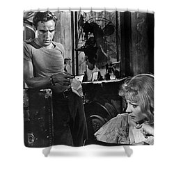 A Streetcar Named Desire Shower Curtain by Granger