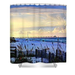 A Taste Of Heaven Shower Curtain by David Morefield