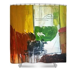 A Taste Of Home Shower Curtain