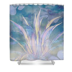 A Touch Of Spring Shower Curtain by Sherri's Of Palm Springs
