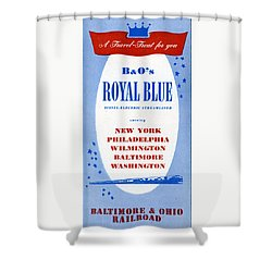 A Travel Treat For You Shower Curtain