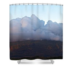 A View To Live For Shower Curtain