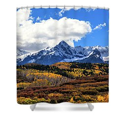 A Vision Splendor Shower Curtain by Rick Furmanek